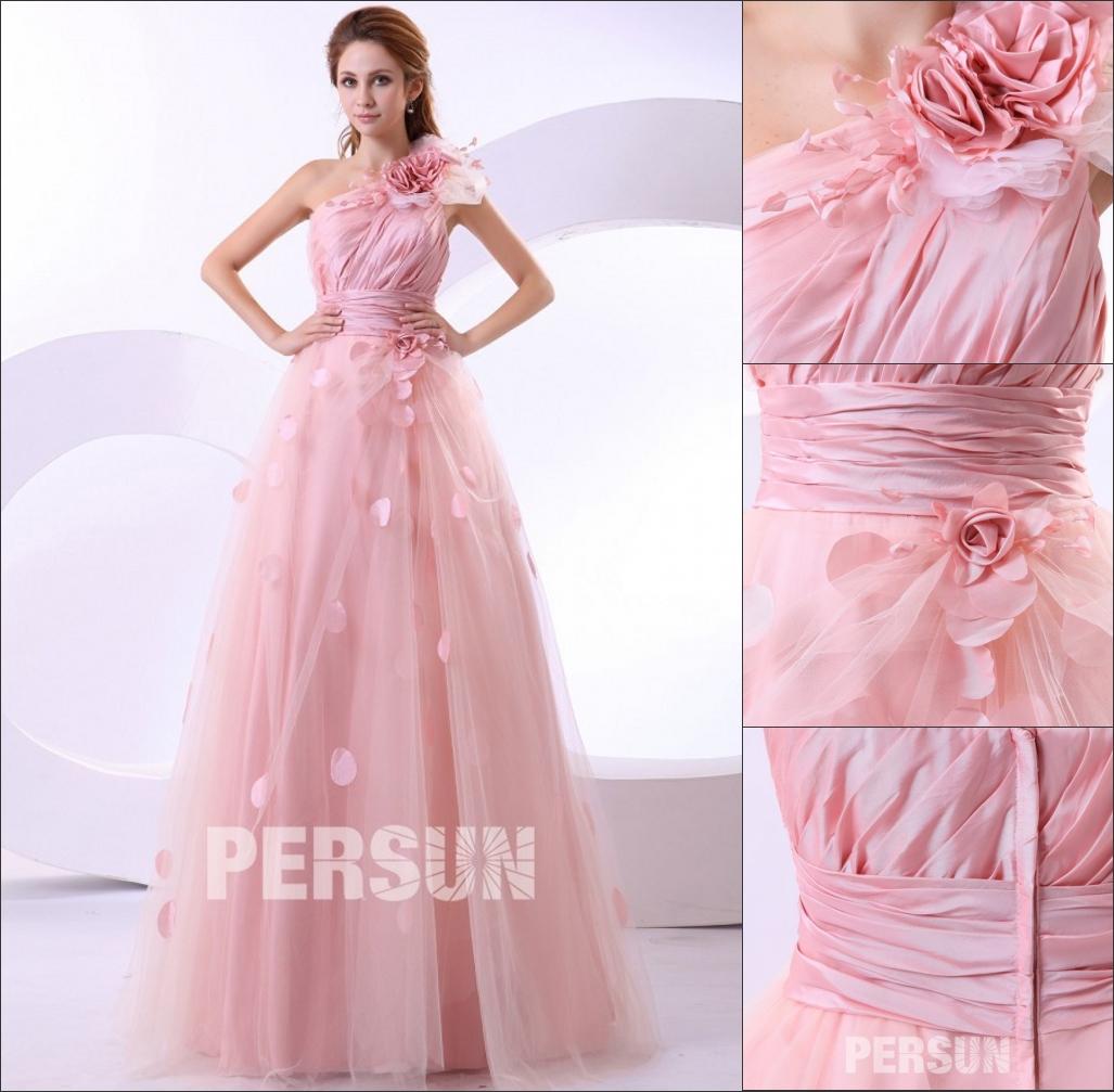 Robe de mariée rose, votre meilleur choix