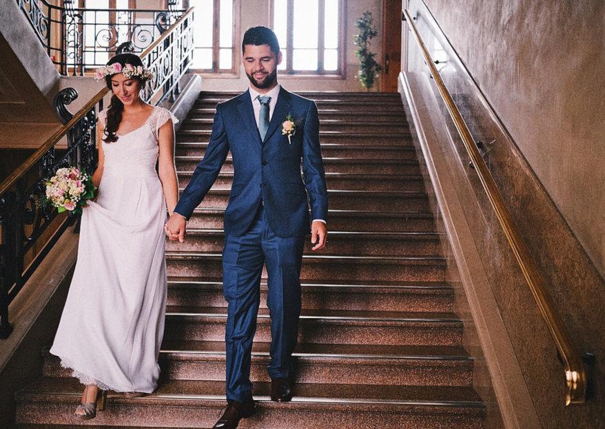 mariage bohème
