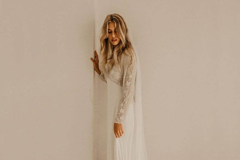 robe de mariée dentelle style bohème