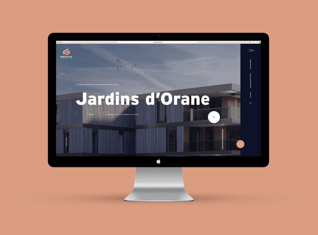 Site internet entreprise Mulhouse