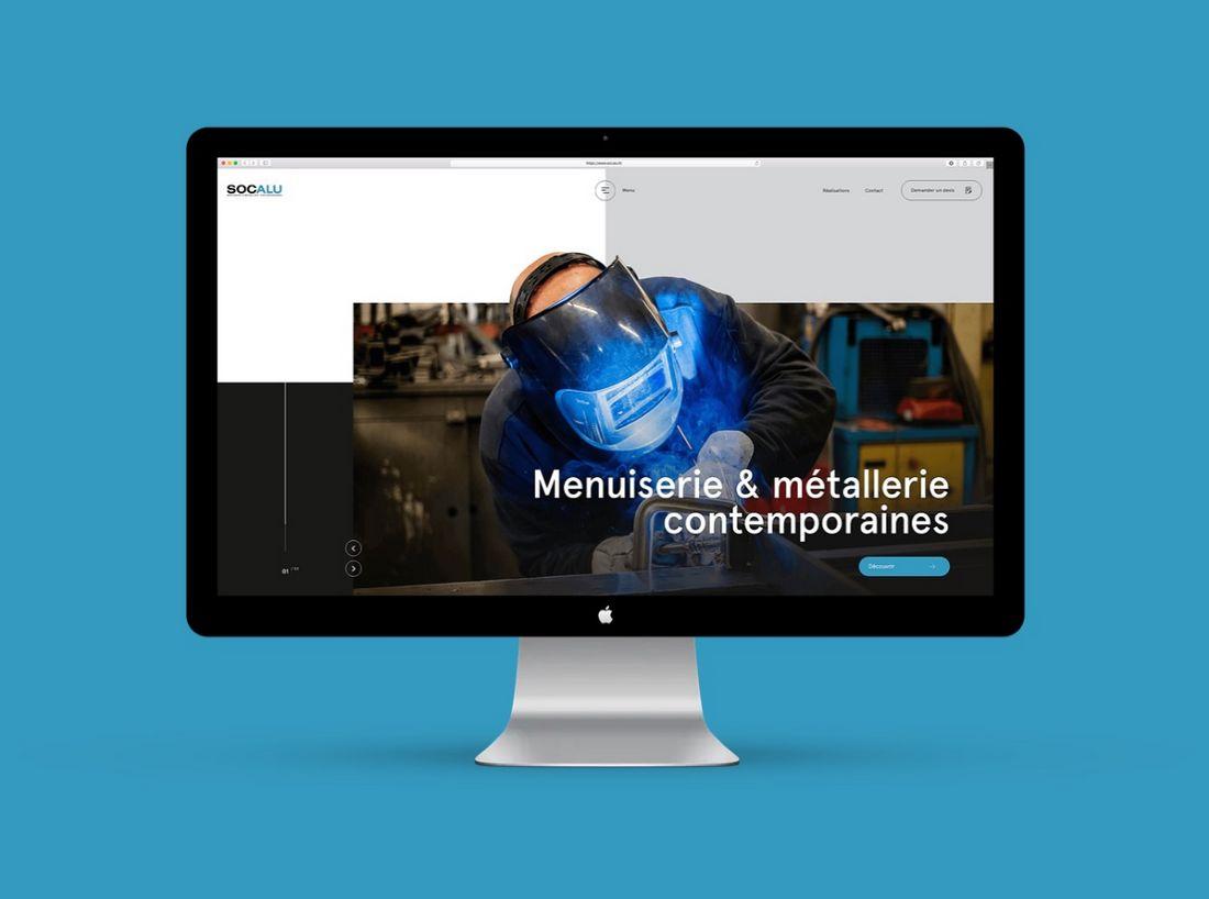 Site web developper entreprise Mulhouse